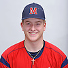 Bobby Lewis of MacArthur poses for a portrait during Newsday's varsity baseball season preview photo shoot at company headquarters on Saturday, March 18, 2017.