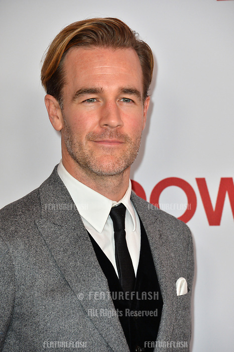 James Van Der Beek at the special screening of &quot;Downsizing&quot; at the Regency Village Theatre, Westwood, USA 18 Dec. 2017<br /> Picture: Paul Smith/Featureflash/SilverHub 0208 004 5359 sales@silverhubmedia.com