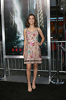 LOS ANGELES - OCT 16:  Soni Nicole Bringas at the Geostorm Premiere at the TCL Chinese Theater IMAX on October 16, 2017 in Los Angeles, CA