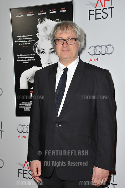 "Director Simon Curtis at the premiere of his new movie ""My Week With Marilyn"", part of the 2011 AFI Fest, at Grauman's Chinese Theatre, Hollywood..November 6, 2011  Los Angeles, CA.Picture: Paul Smith / Featureflash"