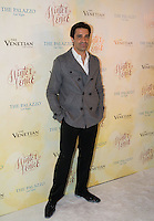 LAS VEGAS, NV - November 20 : Giles Marini pictured as The Venetian and The Palazzo kick off 2nd annual Winter in Venice on November 20, 2012 at The Venetian in Las Vegas, Nevada.  Credit: Kabik/ Starlitepics / MediaPunch Inc.