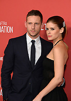 Kate Mara &amp; Jamie Bell at the SAG-AFTRA Foundation's Patron of the Artists Awards at the Wallis Annenberg Center for the Performing Arts. Beverly Hills, USA 09 November  2017<br /> Picture: Paul Smith/Featureflash/SilverHub 0208 004 5359 sales@silverhubmedia.com