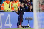 Atletico de Madrid's Fernando Torres celebrates goal during Champions League 2015/2016 match. April 5,2016. (ALTERPHOTOS/Acero)