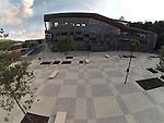 Aerial view of Coleg Gwent Ebbw Vale Campus.<br /> <br /> 26.06.13<br /> CREDIT: &copy;Steve Pope-FOTWALES