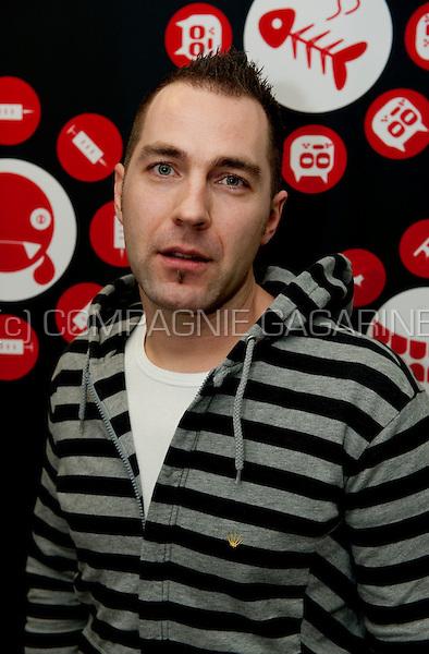 Presentation of the TMF Spring television season 2009 (Belgium, 13/03/2009)