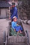 China, a young Dai girl in Xishuangbanna Dai Autonomous Prefecture, Yunnan Province