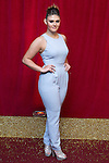 © Licensed to London News Pictures . 16/05/2015 .  The Palace Hotel , Manchester , UK . EMILY CUNLIFFE . The red carpet at the 2015 British Soap Awards , The Palace Hotel , Oxford Road , Manchester . Photo credit : Joel Goodman/LNP