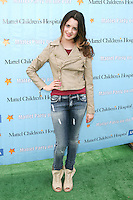 SANTA MONICA, CA - OCTOBER 21:  Laura Marano at the Mattel Party On The Pier Benefiting Mattel Children's Hospital UCLA - Red Carpet at Pacific Park at Santa Monica Pier on October 21, 2012 in Santa Monica, California. © mpi20/MediaPunch Inc. /NortePhoto