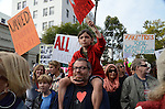Santa Barbara, CA.  Women's March.  Jan. 21, 2017 Frank Balthis Photos