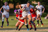 U20 England v U20 Canada Women 18th August 16