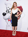 Leslie Mann attends The Twentieth Century Fox and Dreamwork Animation Holly-Woof Premiere of Mr. Peabody & Sherman Premiere held at The Regency Village Westwood in Westwood, California on March 05,2014                                                                               © 2014 Hollywood Press Agency