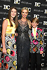 Stacy Sager  and Riley and Ryan Sager attends the Broadcasting &amp; Cable Hall Of Fame 2018 Awards on October 29, 2018 at Ziegfeld Ballroom In New York, New York, USA. <br /> <br /> photo by Robin Platzer/Twin Images<br />  <br /> phone number 212-935-0770