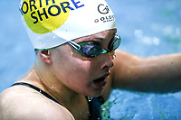 Star Teaukura (100m free) in action during the Swimming New Zealand Short Course Championships,Owen G Glenn National Aquatic Centre, Auckland, New Zealand, Saturday October 2017. Photo: Simon Watts/www.bwmedia.co.nz