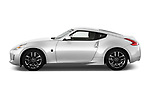 Car Driver side profile view of a 2020 Nissan 370Z-Coupe 7A/T 0 Door Coupe Side View