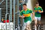 Brian Sugrue South Kerry in action against  Kerins O'Rahillys in the Kerry Senior Football Championship Semi Final at Fitzgerald Stadium on Saturday.