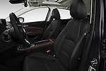 Front seat view of 2018 Mazda Mazda3 Grand-Touring 5 Door Hatchback Front Seat  car photos