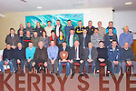 AWARDED: St Brendan's Hurling club, Ardfert was chosen as the 2011 Coiste na nÓg Chiarraí club of the year at the AGM in the Manor West Hotel, Tralee on Tuesday night.