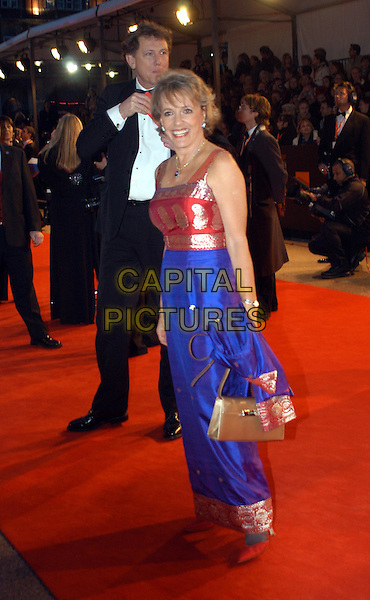 ESTHER RANTZEN.The Orange British Film Academy Awards BAFTAS at Odeon Leicester Square.www.capitalpictures.com.sales@capitalpictures.com.© Capital Pictures