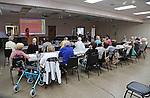 RWJBarnabas Health Breast Cancer Awareness Event at the Jackson Senior Center. 10/18/16