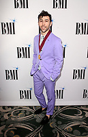 14 May 2019 - Beverly Hills, California - Max Schneider. 67th Annual BMI Pop Awards held at The Beverly Wilshire Four Seasons Hotel. Photo Credit: Faye Sadou/AdMedia