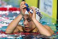 Tania Quaglieri Sea Sub Modena Women's 100m Backstroke<br /> <br /> Riccione 05/04/2019 Stadio del Nuoto di Riccione<br /> Campionato Italiano Assoluto Primaverile di Nuoto <br /> Nuoto Swimming<br /> <br /> Photo &copy; Andrea Staccioli/Deepbluemedia/Insidefoto