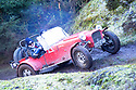 19/01/20<br /> <br /> Competitors on the Clee Hill Trial, brave freezing conditions, many in open-top cars, as they attempt to climb a frost-covered special test on Priors Holt Hill, near Church Stretton, Shropshire. The trail, in its 40th year, saw 75 cars and motorcycles, navigate their way along roads and through closed forests sections.<br /> <br /> <br /> All Rights Reserved, F Stop Press Ltd +44 (0)7765 242650  www.fstoppress.com rod@fstoppress.com