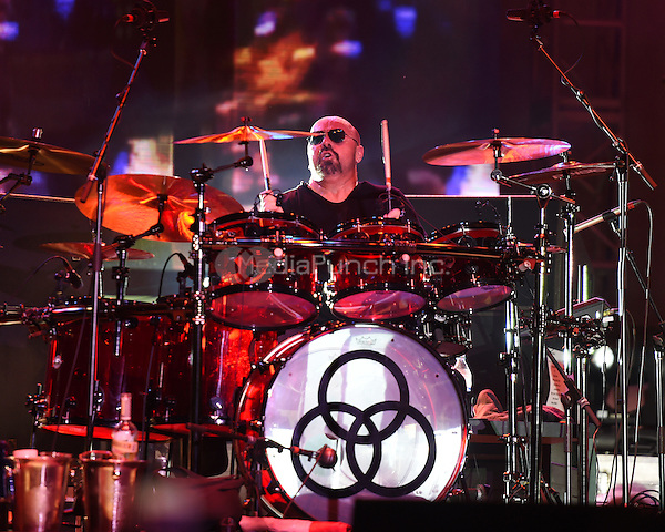 WEST PALM BEACH - APRIL 30: Jason Bonham of Sammy Hagar and The Circle performs during Day 2 of Sunfest on April 30, 2015 in West Palm Beach, Florida.Credit: mpi04/MediaPunch
