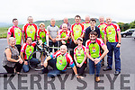 &lsquo;MID KERRY CRUISERS <br /> Helping raise funds for The Mid Kerry Cruisers cycling club with an Eighties themed night at The Red Fox on Saturday <br /> Front Row <br /> L-R<br /> Claire Hoare, Mike O'Shea, Michael Corkery, Geraldine O'Sullivan, Mike McKenna, <br /> <br /> Back Row <br /> L-R <br /> Brian Sheehan, Tim Clifford, Lisa Corkery, Kieron Corcoran, Pat Foley, Timmy Hoare, Sean Cahill, Kevin Donovan, Tim Mulvihill, John Mulvihill, David Griffin.