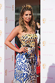 London, UK. 8 May 2016. Ferne McCann. Red carpet  celebrity arrivals for the House Of Fraser British Academy Television Awards at the Royal Festival Hall.