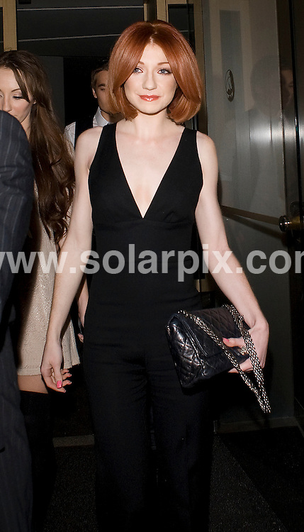 **ALL ROUND PICTURES FROM SOLARPIX.COM**.**WORLDWIDE SYNDICATION RIGHTS**.Celebrities arriving and departing NOBU, Berkley Street, London. Wednesday December 03, 2008...This pic: Nicola Roberts..JOB REF:  8074 SSD-ATM     DATE: 03_12_2008.**MUST CREDIT SOLARPIX.COM OR DOUBLE FEE WILL BE CHARGED* *UNDER NO CIRCUMSTANCES IS THIS IMAGE TO BE REPRODUCED FOR ANY ONLINE EDITION WITHOUT PRIOR PERMISSION*