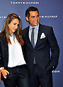 Jessica Alba, Cash Warren, Apr 16, 2012 : Actress Jessica Alba(L) and her husband Cash Warren attend the Tommy Hilfiger Omotesando Flagship Store opening in Tokyo, Japan, on April 16, 2012.