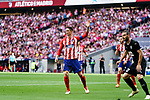 Fernando Torres of Atletico de Madrid gestures during the La Liga match between Atletico Madrid and Eibar at Wanda Metropolitano Stadium on May 20, 2018 in Madrid, Spain. Photo by Diego Souto / Power Sport Images