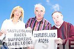 Gillian Kenny, Charlie Farrelly and Johnny Sheehan Launching the 2008 Castleisland races which will be held on the 21-22 June in aid of Glebe Lodge, Castleisland in Glebe Lodge on Sunday morningGillian Kenny, Charlie Farrelly and Johnny Sheehan Launching the 2008 Castleisland races which will be held on the 21-22 June in aid of Glebe Lodge, Castleisland in Glebe Lodge on Sunday morning   Copyright Kerry's Eye 2008