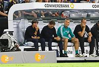 Bundestrainer Joachim Loew (Deutschland Germany), Assistenztrainer Marcus Sorg (Deutschland Germany), Torwarttrainer Andreas Koepke (Deutschland Germany) - 06.09.2018: Deutschland vs. Frankreich, Allianz Arena München, UEFA Nations League, 1. Spieltag
