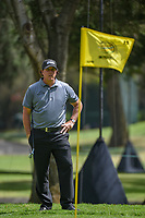 Phil Mickelson (USA) waits to putt on 15 during round 3 of the World Golf Championships, Mexico, Club De Golf Chapultepec, Mexico City, Mexico. 2/23/2019.<br /> Picture: Golffile | Ken Murray<br /> <br /> <br /> All photo usage must carry mandatory copyright credit (© Golffile | Ken Murray)