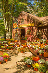 Strawberry Hollow Farm roadside market. Harvey Smith owner. 2171 Boston Post Rd<br /> Guilford, Connecticut 06437<br /> (203) 458-3579