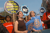 (050420-SWR125.jpg) New York, NY - Striking Graduate Student Employees from Yale and Columbia University rally on West 116th Street, across from Columbia University. Workers are calling for the right to form labor unions and to have that union recognized by the universities...© Stacy Walsh Rosenstock.stacy@impactdigitals.com