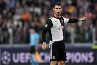 Cristiano Ronaldo of Juventus <br /> Torino 01/10/2019 Juventus Stadium <br /> Football Champions League 2019//2020 <br /> Group Stage Group D <br /> Juventus - Leverkusen <br /> Photo Andrea Staccioli / Insidefoto