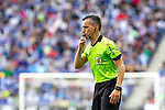 Referee Jaime Latre during La Liga match. May, 18th,2019. (ALTERPHOTOS/Alconada)