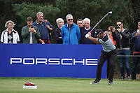 Pablo Larrazabal (ESP) during the third round of the Porsche European Open , Green Eagle Golf Club, Hamburg, Germany. 07/09/2019<br /> Picture: Golffile   Phil Inglis<br /> <br /> <br /> All photo usage must carry mandatory copyright credit (© Golffile   Phil Inglis)