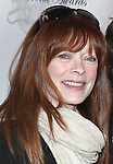 Frances Fisher.arriving for the 68th Annual Theatre World Awards at the Belasco Theatre  in New York City on June 5, 2012.