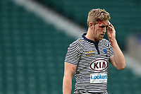 A bloodied Rhys Hayes of Cheshire leaves the field. Bill Beaumont County Championship Division 1 Final between Cheshire and Cornwall on June 2, 2019 at Twickenham Stadium in London, England. Photo by: Patrick Khachfe / Onside Images