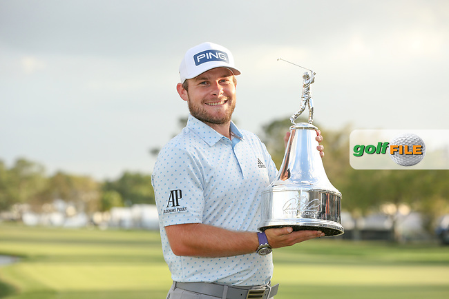 ORLANDO, FL - MARCH 8:  during the final round of the Arnold Palmer Invitational at the Bay Hill Club and Lodge on March 8, 2020 in Orlando, Florida.  (Photo by Scott Halleran)