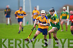 Kerry v Clare National Hurling League