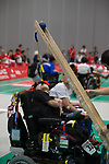 Ling Yan Tsang (HKG)<br /> BISFed 2018 World Boccia Championships <br /> Exhibition Centre Liverpool<br /> 12.08.18<br /> &copy;Steve Pope<br /> Sportingwales