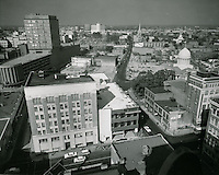 1961 October 11..Redevelopment.Downtown North (R-8)..Downtown Progress..North View from VNB Building..HAYCOX PHOTORAMIC INC..NEG# C-61-5-89.NRHA#..