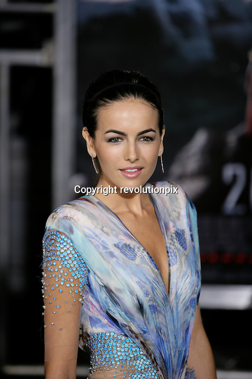 2012 World Premiere<br /> Los Angeles<br /> November 3 2009<br /> World Premiere of 2012 at Regal Cinemas LA Live in Downtown Los Angeles with Camilla Belle<br /> ID revpix91103058