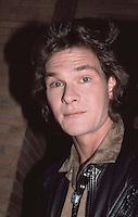 Patrick Swayze 1986 by Jonathan Green