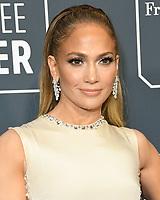 12 January 2020 - Santa Monica, California - Jennifer Lopez. 25th Annual Critici's Choice Awards held at Barker Hangar. Photo Credit: Birdie Thompson/AdMedia