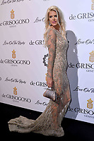 www.acepixs.com<br /> <br /> May 23 2017. Cannes<br /> <br /> Victoria Silvstedt arriving at the DeGrisogono 'Love On The Rocks' party during the 70th annual Cannes Film Festival at Hotel du Cap-Eden-Roc on May 23, 2017 in Cap d'Antibes, France<br /> <br /> By Line: Famous/ACE Pictures<br /> <br /> <br /> ACE Pictures Inc<br /> Tel: 6467670430<br /> Email: info@acepixs.com<br /> www.acepixs.com